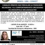 SEMINARIO ININFA-DTO FARMACOLOGÍA 23 DE AGOSTO NARA MURARO