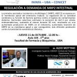 SEMINARIO ININFA-DTO FARMACOLOGÍA 11 de octubre - Dr. Aldo Mottino